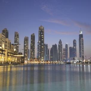 Burj Dubai SM