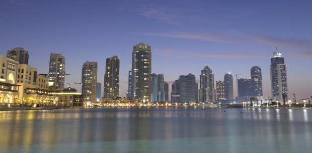 Burj Dubai MD