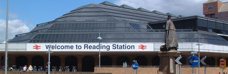 Reading Station LG