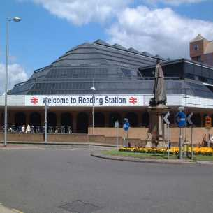 Reading Station SM