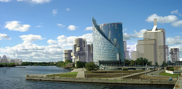 Symbiotic Tower, Latvia MD