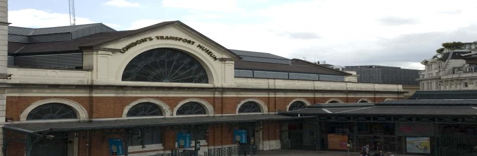 London Transport Museum LG