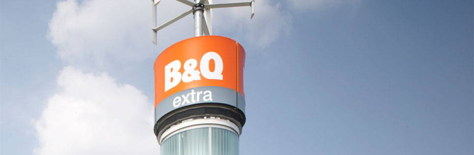 B&Q store in New Malden LG