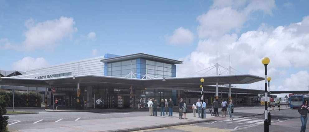 Belfast Airport Banner