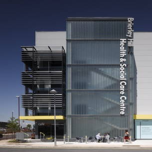 Brierley Hill NHS LIFT Health & Social Care Centre Scheme SM