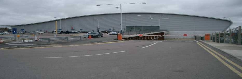 Luton Airport LG