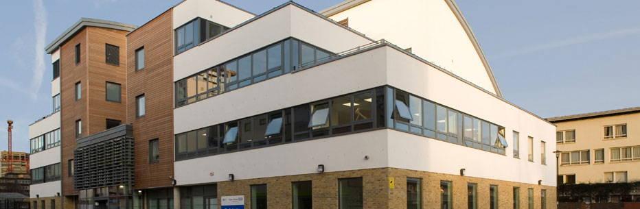 Barkentine NHS LIFT Scheme, Tower Hamlets LG
