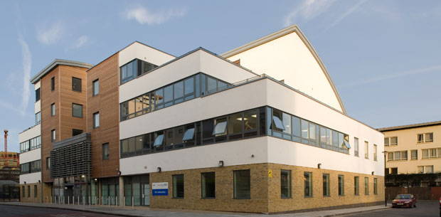 Barkentine NHS LIFT Scheme, Tower Hamlets MD