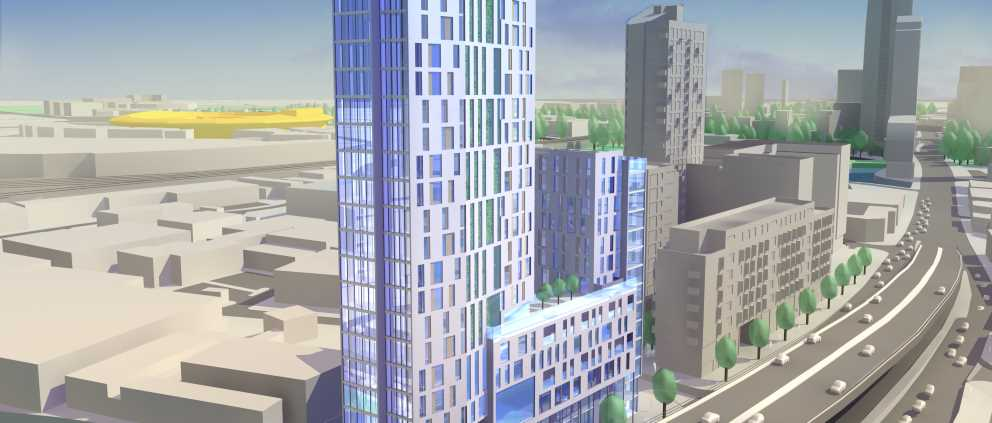 FDS Consult Provides Fire Strategy for Luxury London Towers