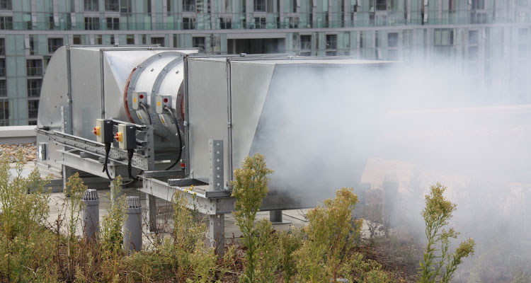 Fire Strategy: Mechanical Smoke Ventilation